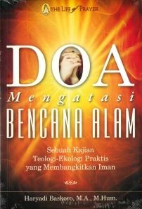 Buku Doa Mengatasi Bencana Alam karya Haryadi Baskoro, Penerbit Andi
