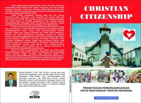 Buku Haryadi Baskoro, Christian Citizenship, Penerbit HBCE